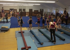 Gym Practice 2016