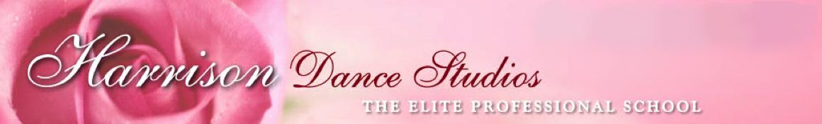 Harrison Dance Studios Logo